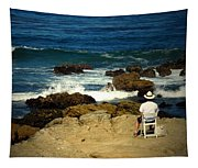 The Mighty Pacific Grab A Chair And Watch The Show Three Tapestry