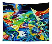 the migration of the Canadian geese Tapestry