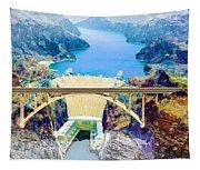 The Mike O'callaghan Pat Tillman Memorial Bridge Tapestry