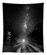 The Milky Way Express Tapestry