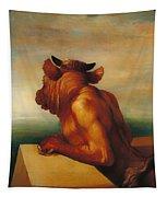 The Minotaur  Tapestry