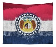 The Missouri Flag Tapestry