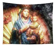 The Mother Of The King Is Queen Tapestry