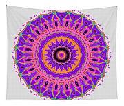 The Nancy Mandala Tapestry