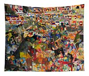 The Nations' Claim Tapestry