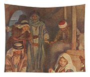 The Nativity Tapestry