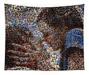 The Notebook Mosaic Tapestry