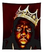 The Notorious B.i.g. - Biggie Smalls Tapestry