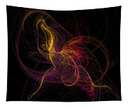 The November Dance Tapestry