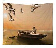 The Oarsman Tapestry