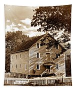 The Old Gristmill  Tapestry
