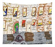 The Old Neighborhood Tapestry
