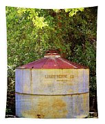 The Old Water Tank Tapestry