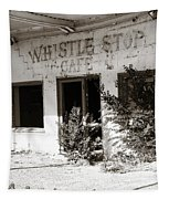 The Old Whistle Stop Cafe Tapestry