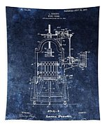 The Old Wine Press Tapestry