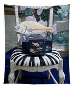The Original Fish Chair  Tapestry