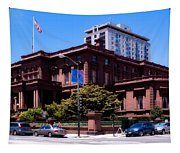 The Pacific - Union Club Tapestry