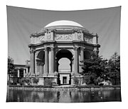 The Palace Of Fine Arts Tapestry