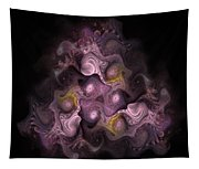 The Palatine Hill - Fractal Art Tapestry