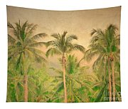 The Palms Tapestry
