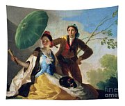 The Parasol Tapestry