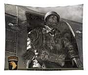 The Paratrooper Tapestry