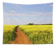 The Path To Bosworth Field Tapestry