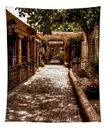 The Patio Market Tapestry