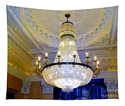 The Peninsula Chandelier Tapestry