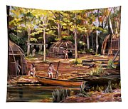 The Pequots Tapestry