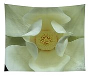The Perfect Opening Magnolia Flower Art Tapestry