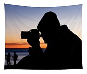 The Photographer Tapestry