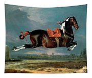 The Piebald Horse Tapestry