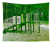 The Playground IIi - Ocean County Park Tapestry