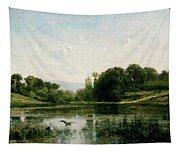 The Ponds Of Gylieu Tapestry