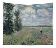 The Poppy Field Tapestry