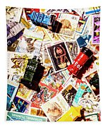 The Postbox Collector Tapestry