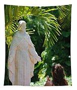 The Praying Princess Tapestry