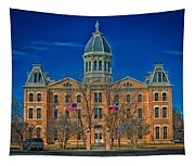 The Presidio County Courthouse Tapestry