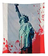 The Price Of Liberty Tapestry