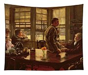 The Prodigal Son In Modern Life  The Departure Tapestry
