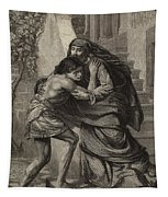 The Prodigal's Return Tapestry
