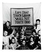 The Prohibition Temperance League 1920 Tapestry