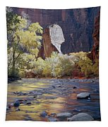 312447-the Pulpit  Tapestry
