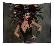 The Queen Of Hearts Tapestry
