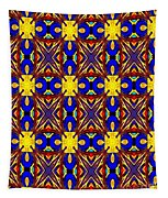 The Quilting Party Tapestry