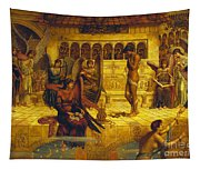 The Ramparts Of God's House Tapestry