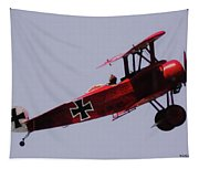 The Red Baron Tapestry