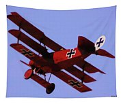The Red Baron II Tapestry
