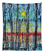 The Red Dock Tapestry
